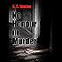 No Honour in Murder