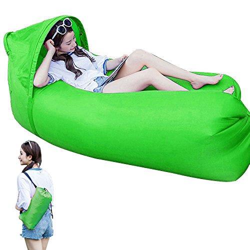 Air Sofa, Aufblasbarer Lounger wasserdichtes tragbares aufblasbares...