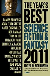The Year's Best Science Fiction & Fantasy, 2011 Edition (English Edition)