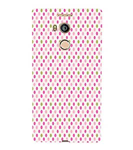 Fuson Designer Back Case Cover for Gionee Elife E8 ( Ethnic Pattern Patterns Floral Decorative Abstact Love Lovely Beauty )