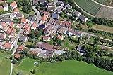 MF Matthias Friedel - Luftbildfotografie Luftbild von Friedhofstraße in Sachsenheim (Ludwigsburg), aufgenommen am 06.08.09 um 12:29 Uhr, Bildnummer: 5436-65, Auflösung: 6048x4032px = 24MP - Fotoabzug 50x75cm