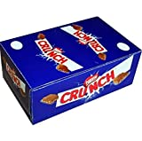 Nestlé Crunch Milk Chocolate Bar 33 g (Pack of 36)