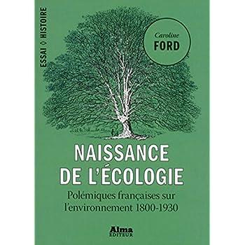 Naissance de l'écologie