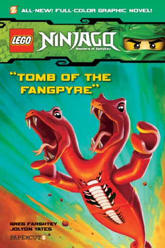 Tomb of the Fangpyre (Lego Ninjago)