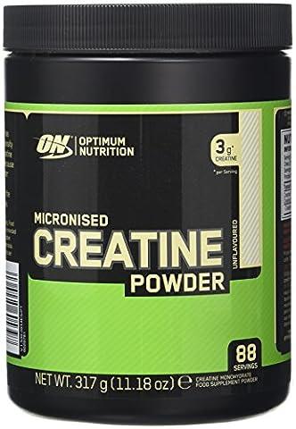 Optimum Nutrition Micronised Creatine Powder - 317 g