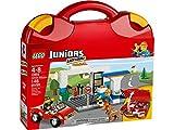 LEGO Juniors 10659 - Valigetta Rossa Veicoli V110
