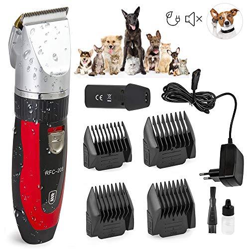 Original RFC 208 elettrico batteria ceramica di capelli Schneider cani gatti Tosatrice di capelli tagliere macchina