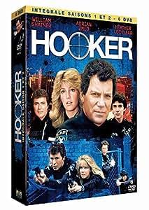 Hooker : L'Intégrale saisons 1 & 2 - Coffret 6 DVD