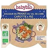 Babybio bonne nuit pannais carotte riz sans gluten 230g dès 12 mois - ( Prix Unitaire ) - Envoi Rapide Et Soignée