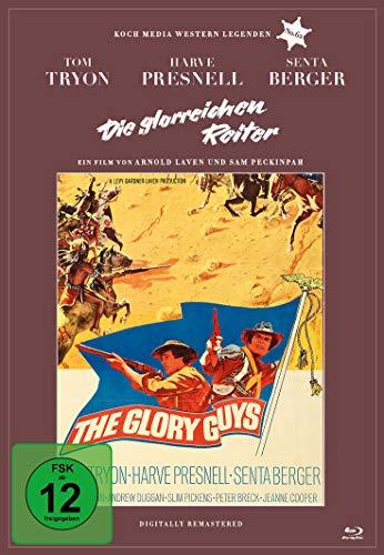 Die glorreichen Reiter (Edition Western-Legenden #62) [Blu-ray]