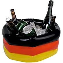 WM 2018 enfriador de bebida Bandera de Alemania para piscina y Pública (Viewing