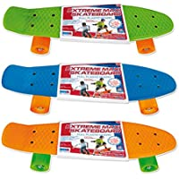 EXTREME MAXI SKATEBOARD 57X15X8 CM COLORI ASSORTITI RONCHI SUPERTOYS - Assortiti Skateboard