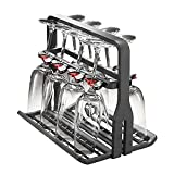 AEG Universal Wine Glass Basket Rack Fits Miele Dishwasher (8 Glasses) by AEG