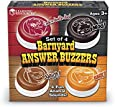 Learning Resources Farmyard Buzzers