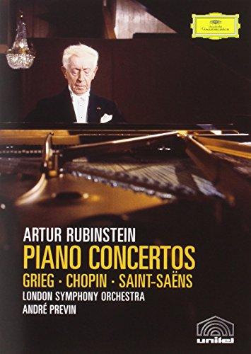 Rubinstein-In-Concert-Grieg-Chopin-Saint-Saens-Klavierkonzerte
