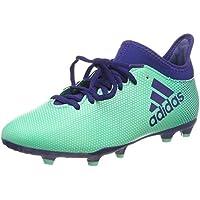 outlet store b18f0 ec89d adidas X 17.3 FG J, Botas de fútbol para Niños