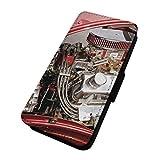 Auto Motor Bay–Reinigen Fast Car–Flip Case Wallet Cover Apple Iphone 5/5s/SE