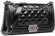 Other Leather Bag For Women, Black - Shoulder Bag