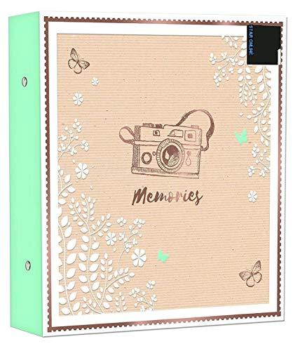 Álbum fotos capacidad 500 fotos 10 x 15