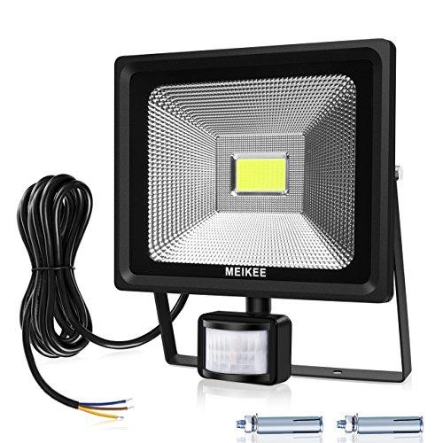 Just De.soul Motion Sensor Led Flood Light 10w 30w Waterproof Ip65 Reflector Flood Light Lamp Exterior Spot Outdoor Light Suitable For Men And Women Of All Ages In All Seasons Lights & Lighting Floodlights