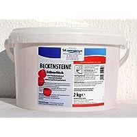 Eilfix Bac pierres–Fraise–pour urinoirs 2kg