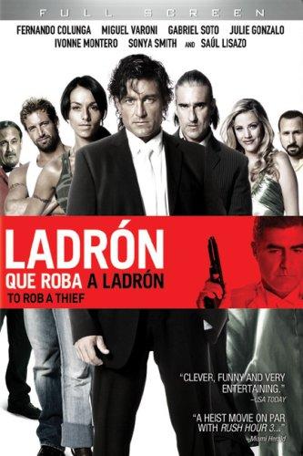 Ladron Que Roba A Ladron (2007) / (Full Chk Sen) [DVD] [Region 1] [NTSC] [US Import]