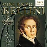Bellini: 5 Complete Operas [Import allemand]