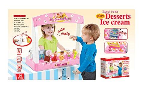 London Europa ty-ps04Dessert Store Spielset - Europa-dessert