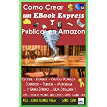 Como crear un ebook express y publicar en Amazon