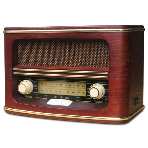 Camry CR 1103Retro Radio Lw/Fm Marrone