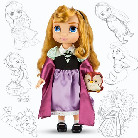 Dornröschen Aurora Animator Puppe (Dornröschen Prinzessin Aurora Kostüm)