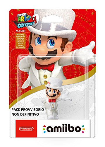 Figurina amiibo de Mario, Colección Super Mario Odyssey