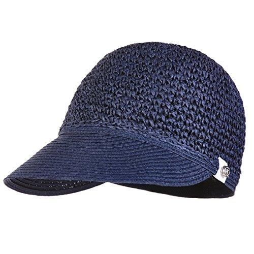 golfino-ladies-golf-cap-in-woven-paper-blue-m
