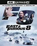 Fast & Furious 8 4K UHD + BD + digital download [Blu-ray] [2017]