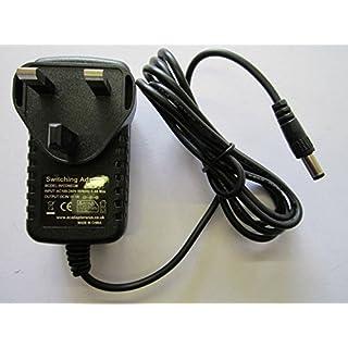 9V Negative Centre AC-DC Adaptor Power Supply for ACA Roland PK-5 Midi Pedals