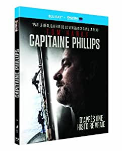 Capitaine Phillips [Blu-ray + Copie digitale]