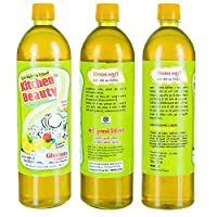 Glorious Products KITCHEN BEAUTY Gel Dish Washing Easy Work Lemon 1 Litre