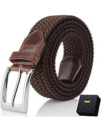 Amazon.es  cinturón elasticos de mujer - 4108423031  Ropa ff9aaa98e825