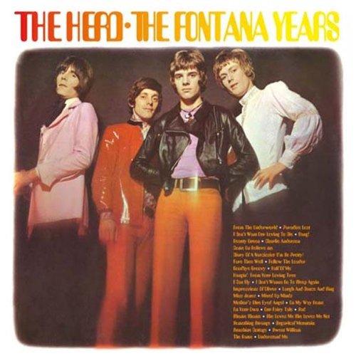 The Fontana Years [Vinyl LP] -