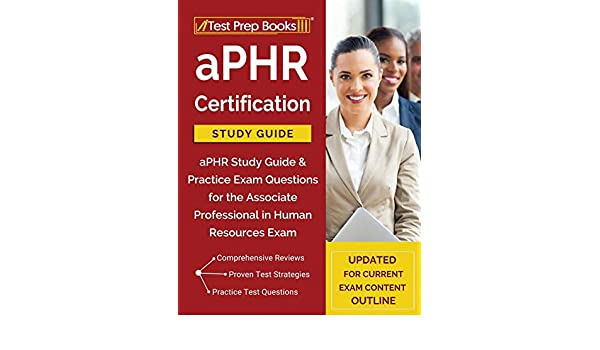 Buy Aphr Certification Study Guide: Aphr Study Guide & Practice Exam