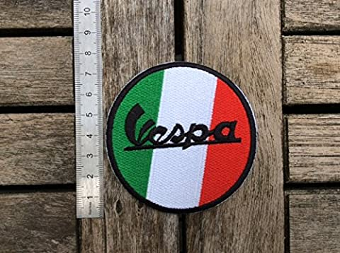 ECUSSON PATCHES AUFNAHER TOPPA - VESPA ITALIE - THERMOCOLLANT