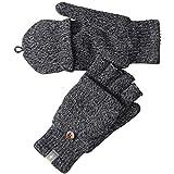 Smartwool Cozy Flip - Guanti muffole, nero (nero), Large (9-9,5 pollici) / X-Large (10-10,5 pollici)