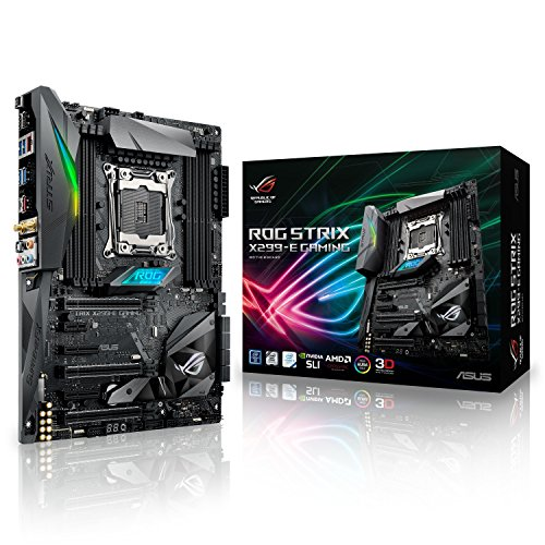 Asus Intel X299 ATX - Placa base gaming Aura Sync