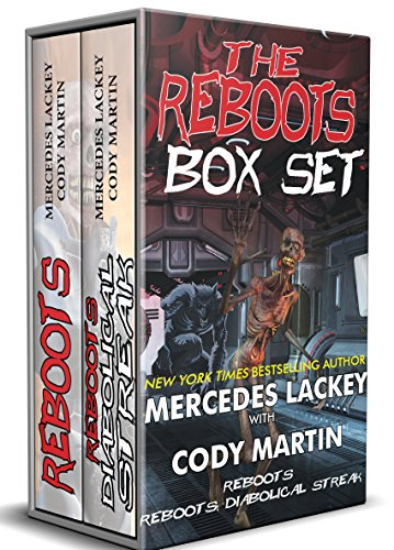 REBOOTS  Box Set by Mercedes Lackey and Cody Martin (English Edition)
