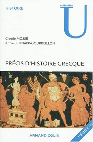 Précis d'histoire grecque
