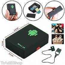 TradeShopTraesio® - LOCALIZZATORE SATELLITARE GPS GSM ANTIFURTO SOS TRACKER MINI A8 ASCOLTO VOCALE