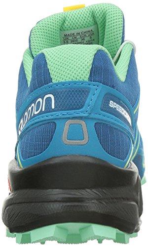 Salomon - Speedcross 3, Scarpe Da Trail Running da donna Blu (Blau (Darkness Blue/Boss Blue/Lucite Gree))