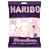 HARIBO CHAMALLOWS Pink & White Marshmallows 150g