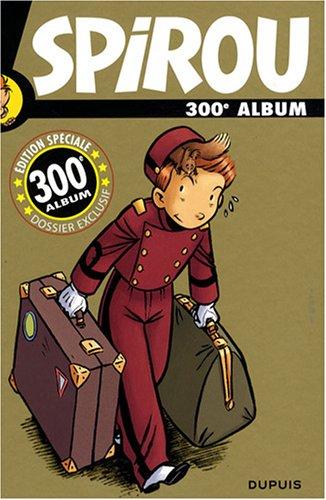 Album Spirou, N° 300 : Edition collector par Emile Bravo