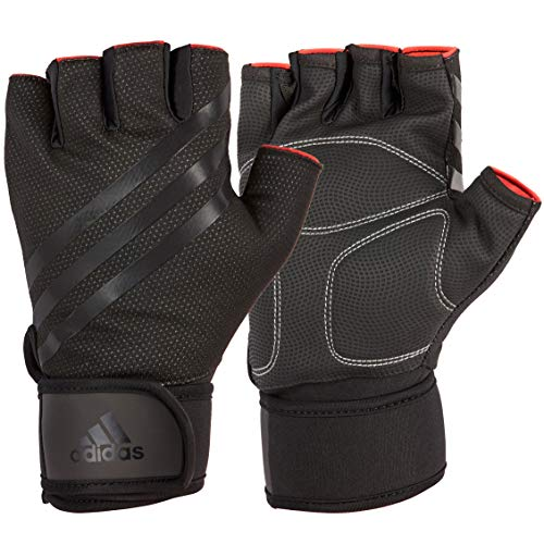 Adidas Elite Guantes - Negro, S
